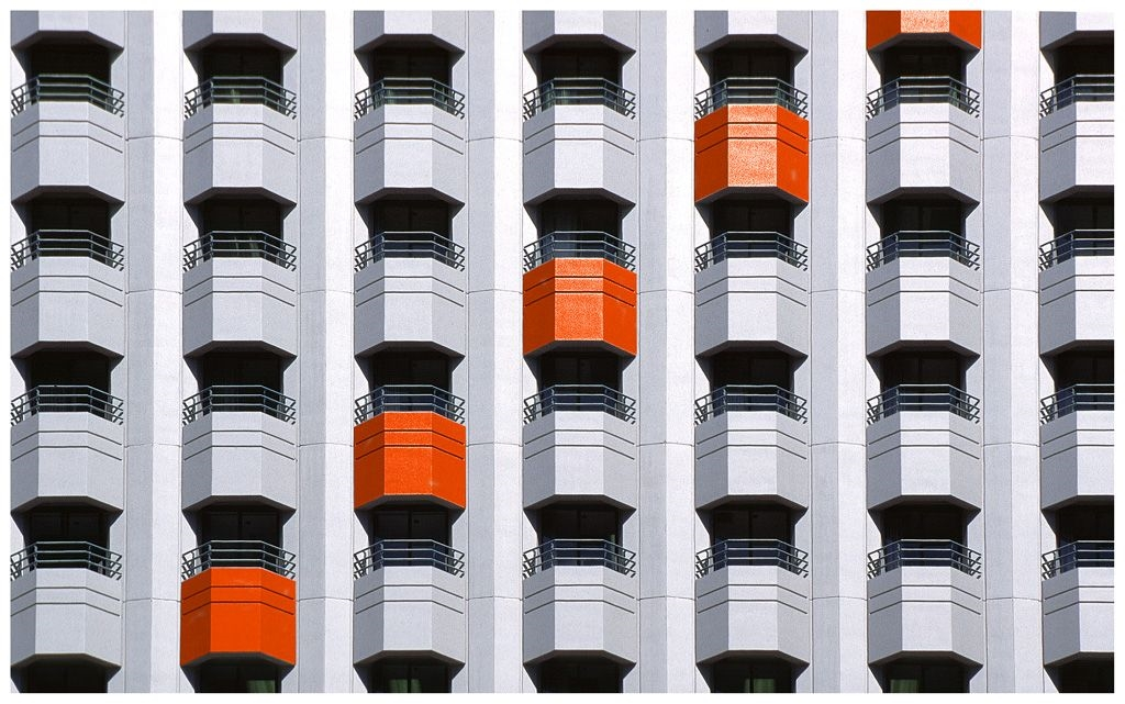 Balconies by Paul King