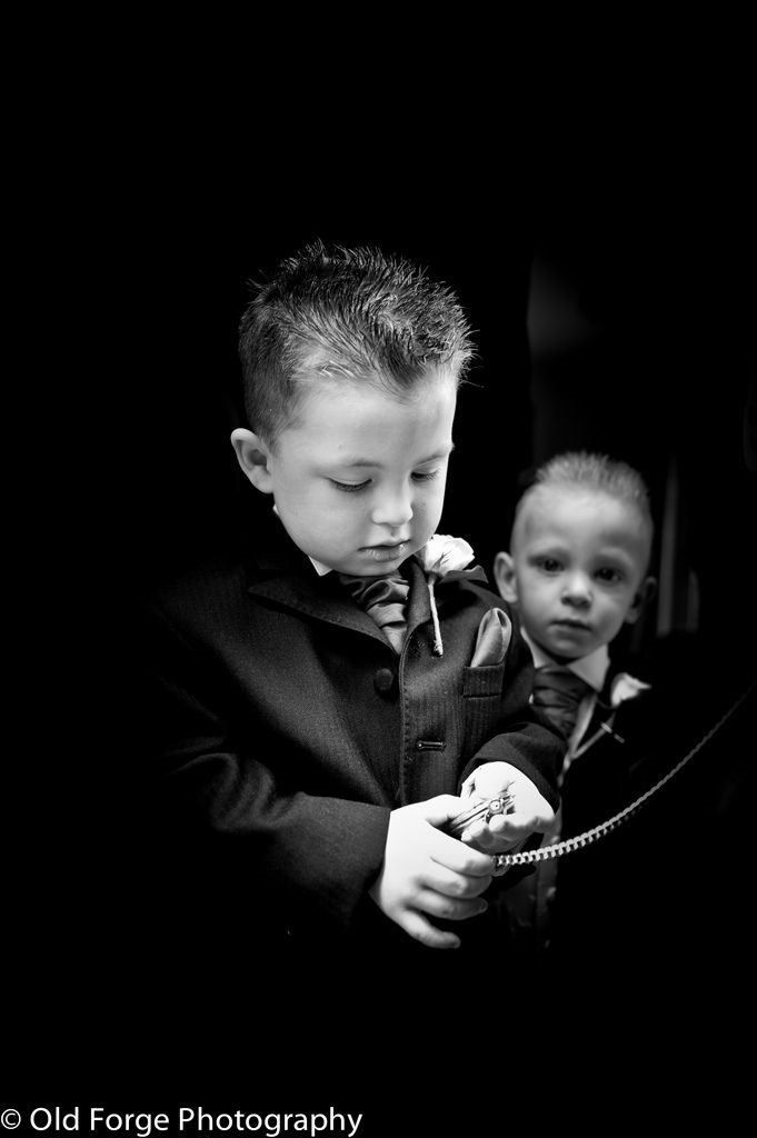Two Little Boys by Adrian Watson